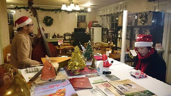 ドリームファームブログ クリスマスライブ
