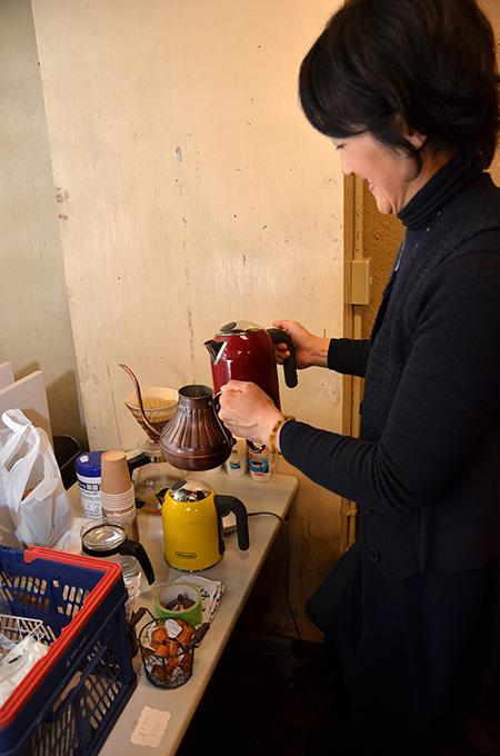 盆栽カフェを開催しました