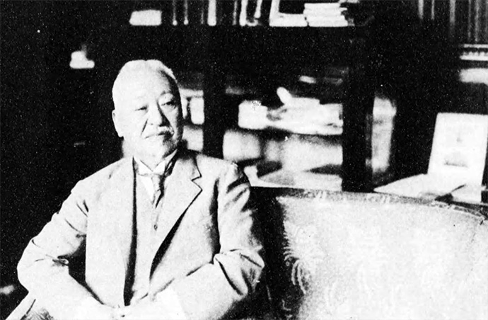 三井物産の創始者益田孝(鈍翁)