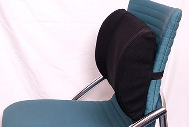 腰痛の予防と改善ができる「ゆらぎラ・クッション」