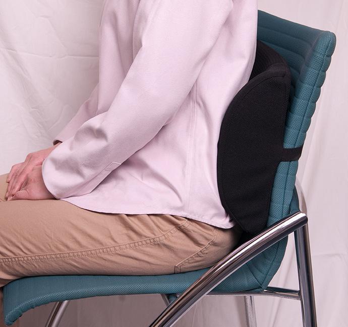 腰痛の予防お改善 ゆらぎラ・クッション 株式会社オクト